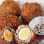mini scotch eggs by larderlove