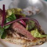 steak toasts by larderlove