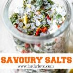 savoury seasoning salt