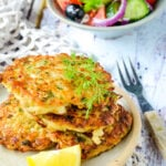 Greek potato rosti recipe