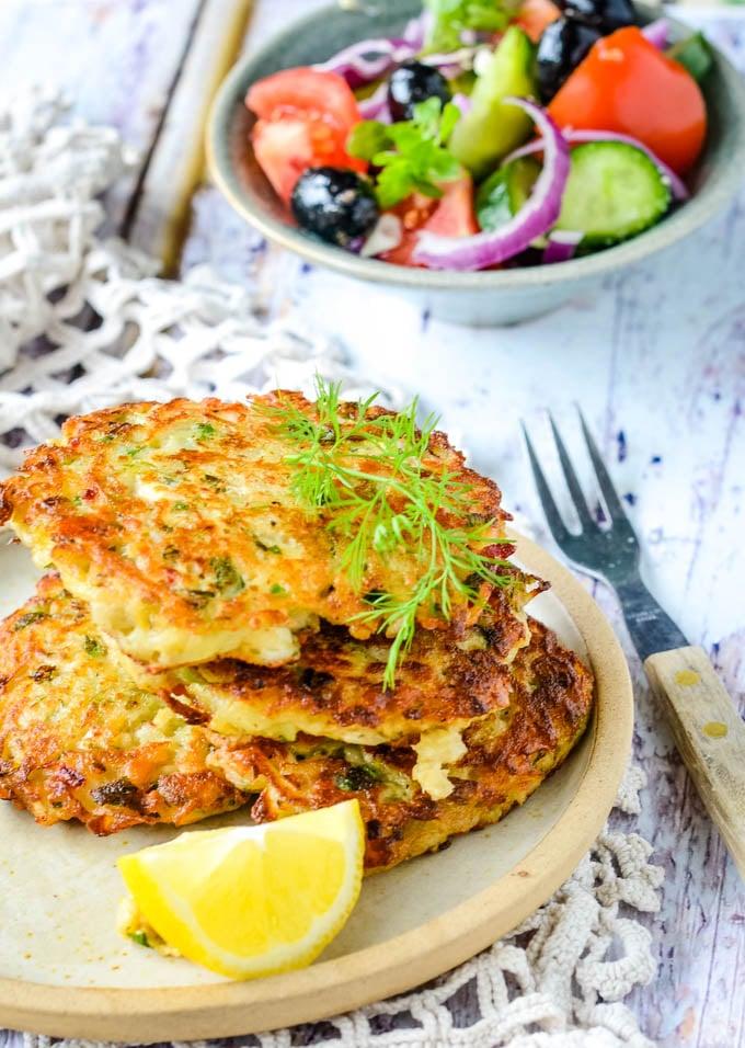 Greek potato rosti recipe