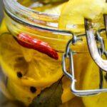 preserved lemons in oil