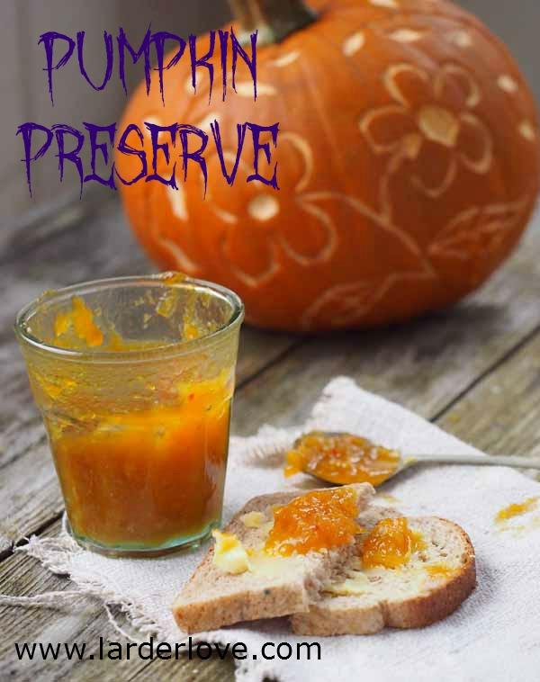 pumpkin preserve by larder love