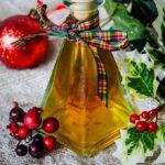 whisky hot sauce pin image
