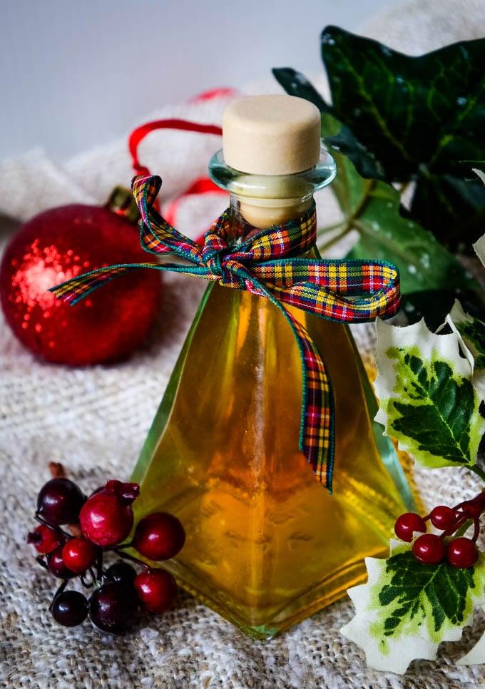 Scotch whisky hot chilli sauce