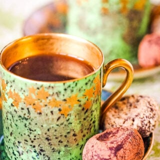 chocolate whisky truffles