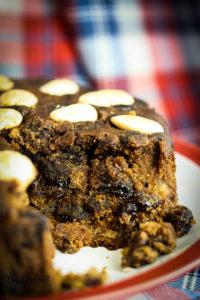 Dundee cake by larderlove