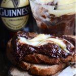 Guinness chocolate spread by larderlove