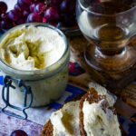 fromage fort (French potted cheese)