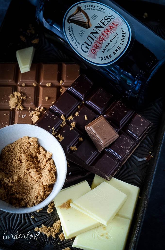 Guinness truffles by larderlove