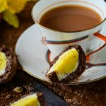 chocolate scotch eggs by larderlove