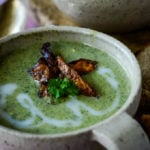 cream of nettle soup by larderlove