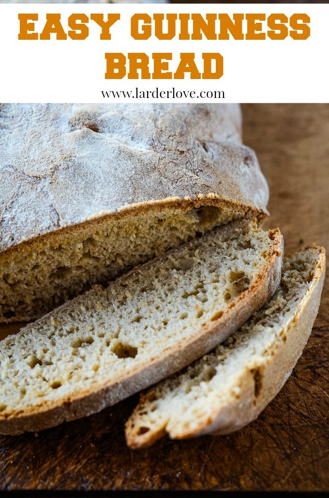easy guinness bread