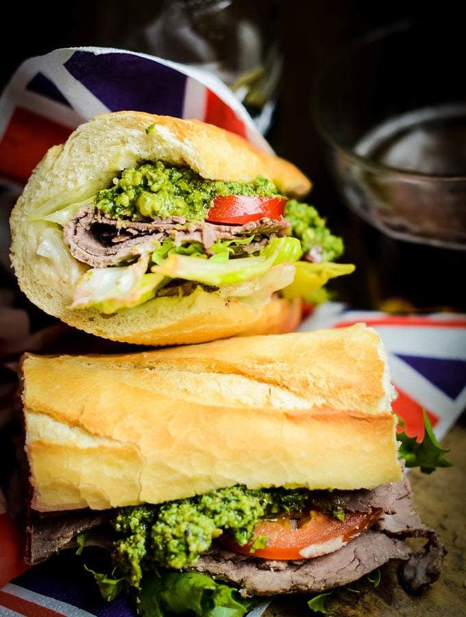 Great British Pesto by larderlove