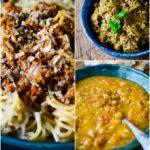 roast veg soup and sauce base by larderlove