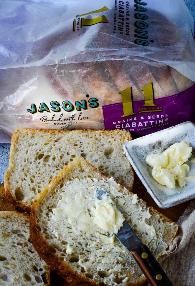 jasons bread for egg mayo sandwich by larderlove