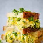 easiest foolproof homemade mayonnaise by larderlove