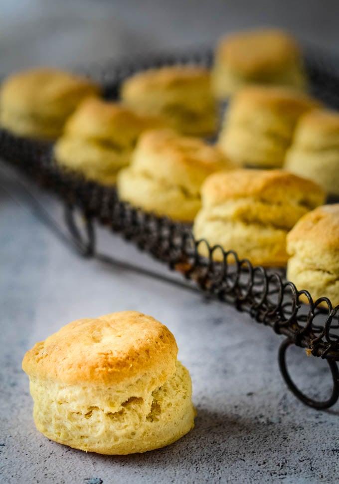 prosecco scones by larderlove