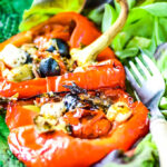 stuffed peppers puttanesca with feta by larderlove