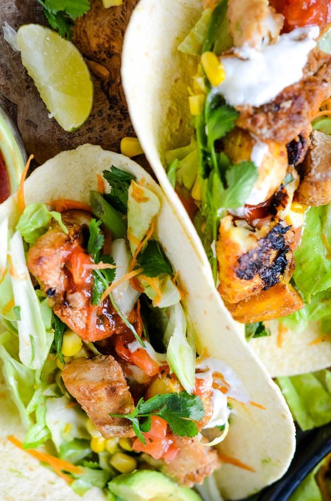 fish tacos by larderlove.com