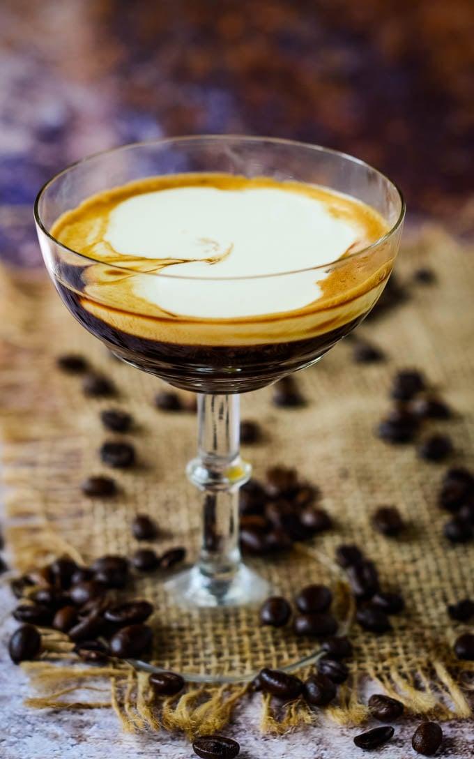 Espresso martini www.larderlove.com