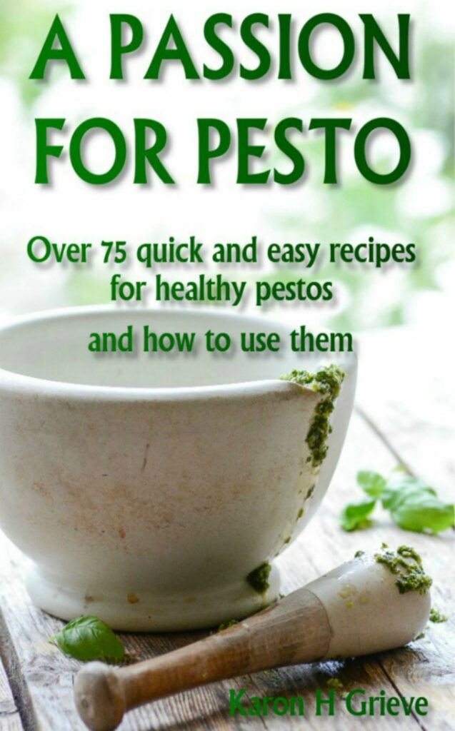 A Passion For Pesto book cover image