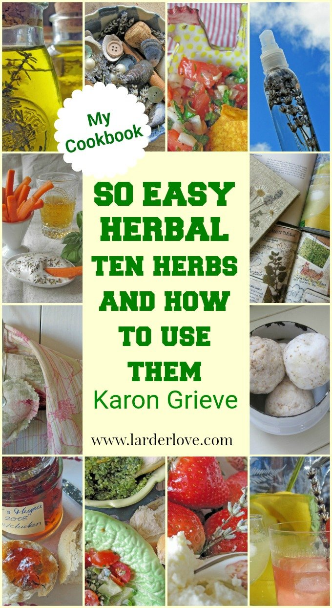 So easy Herbal pin image
