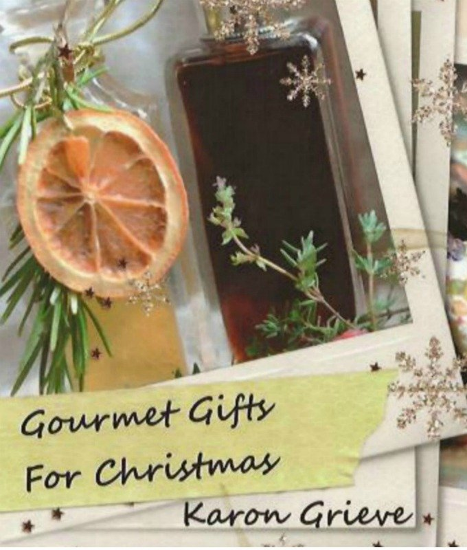 gourmet gifts for christmas ebook cover