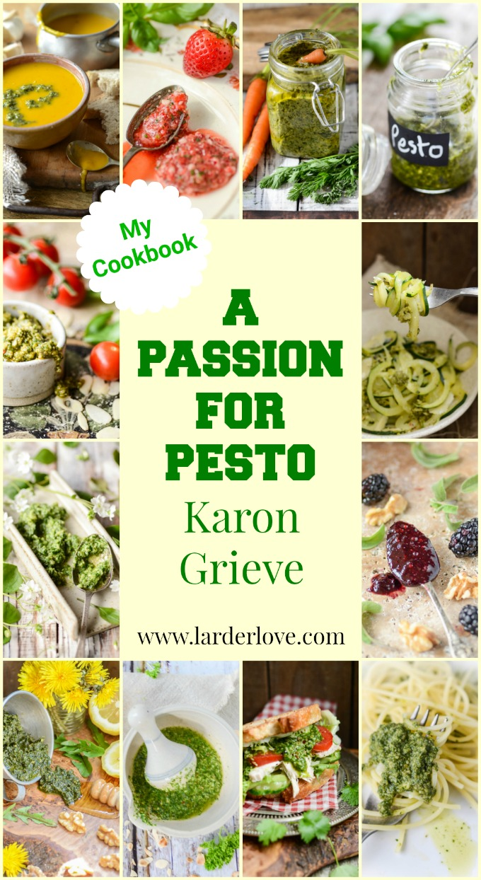 A Passion For Pesto pin image