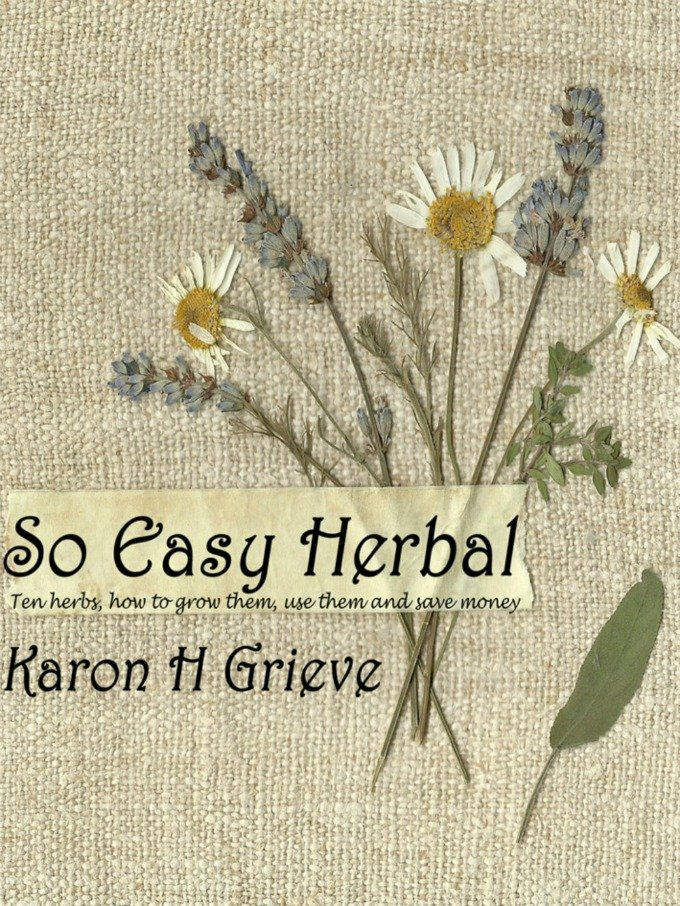 so easy herbal book cover