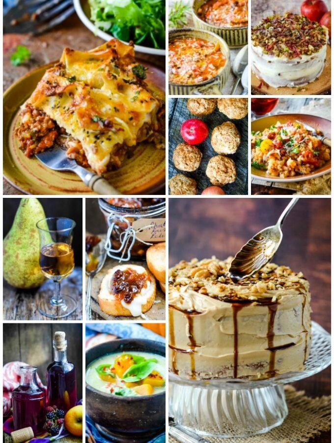favourite fall recipes by larderlove.com