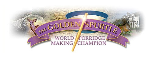 golden spurtle