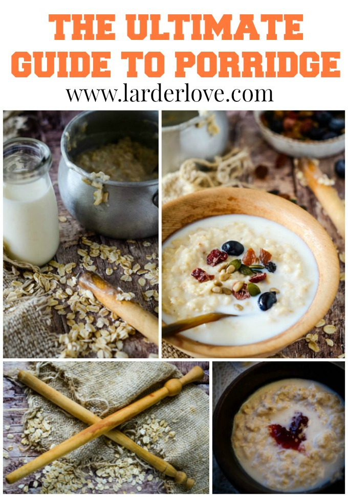 the ultimate guide to porridge pin image
