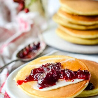 traditional scotch pancakes drop scones