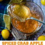 crab apple jelly
