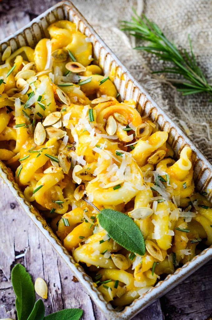 pasta bake in oven dish