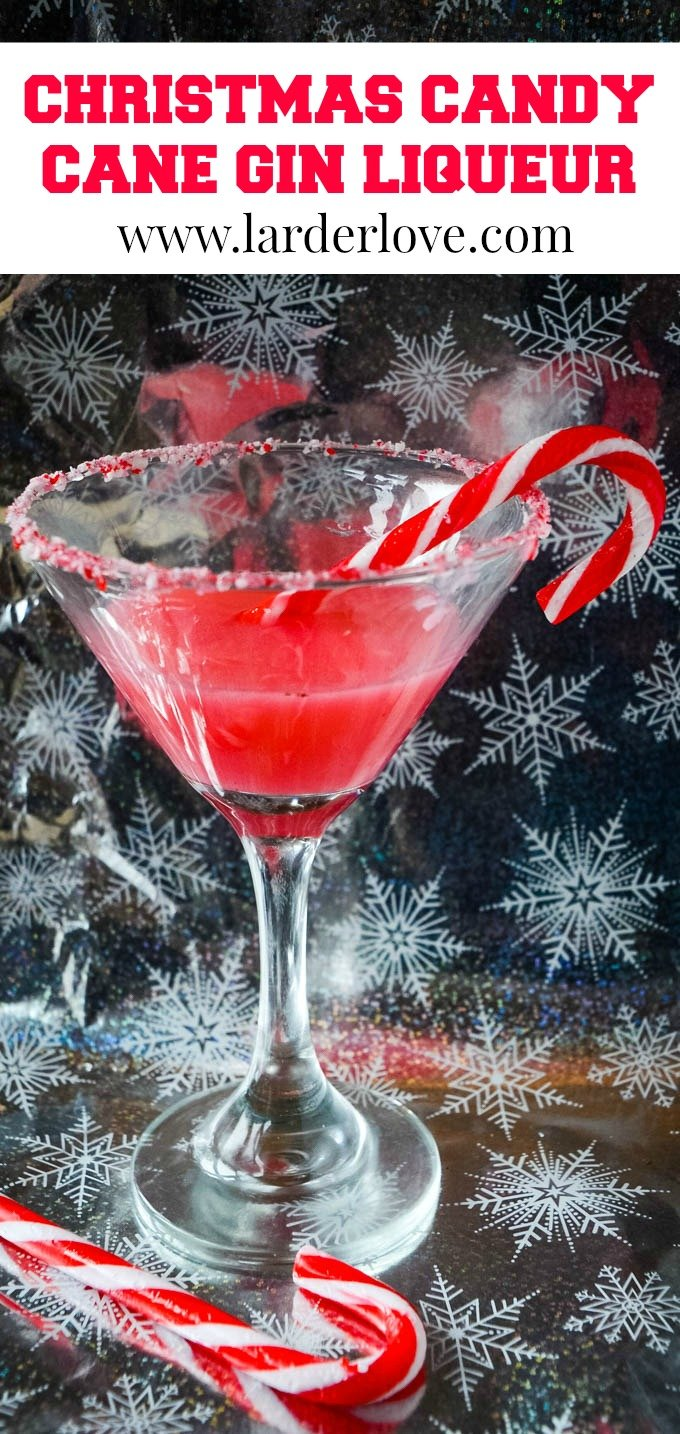 candy can gin homemade liqueur pin image