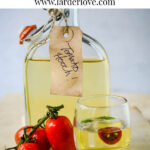 tomato water liqueur