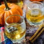 pumpkin gin liqueur